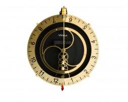 Luxury Wall Clocks Volanus D239 3/4