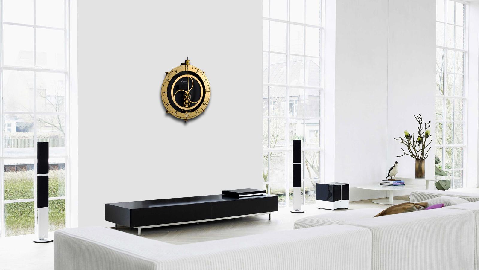 Luxury Wall and Table Clocks Volanus