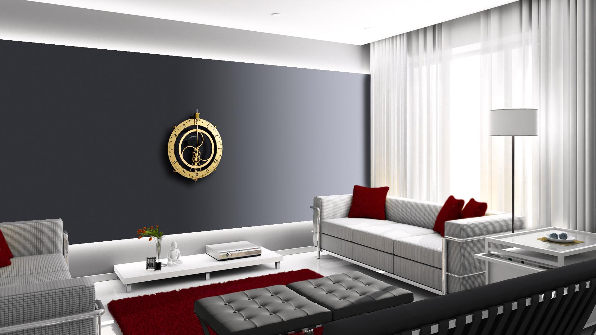 Ambient Volanus Wall clocks model 239