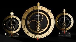 Volanus Luxury Clocks 3 Models